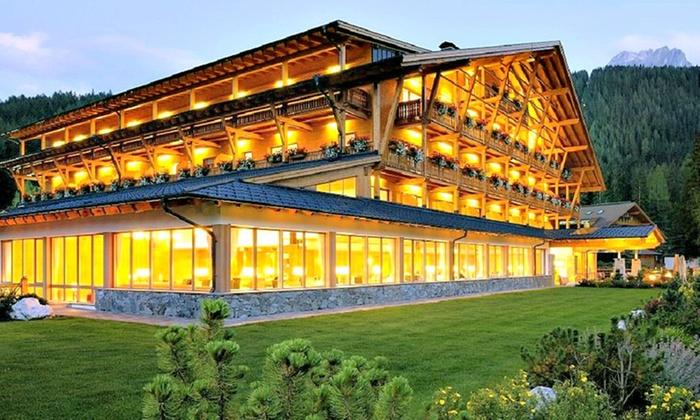 Bad Moos - Dolomites Spa Resort - Sesto-Moso, BOLZANO   Groupon