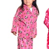 Angelina Girls' Fleece Pajama Set