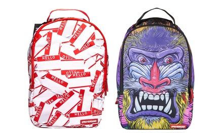 Deluxe Sprayground Backpacks