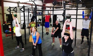 CrossFit Unparalleled : 12 FIT Classes or One Month of Unlimited F.I.T. Classes at CrossFit Unparalleled - FIT Hampton Roads (Up to 64% Off)