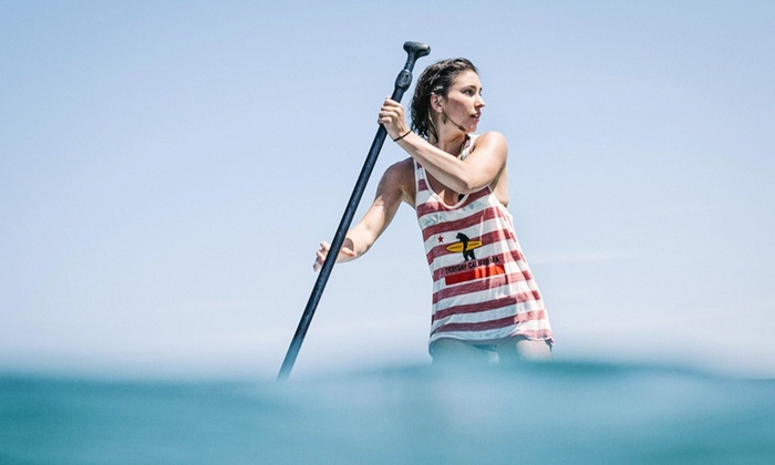 Everyday California - La Jolla Shores: Two Hours of Standup Paddleboarding for One or Two from Everyday California (Up to 51% Off)