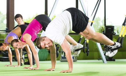 5 or 10 TRX Suspension Sessions at Crosstrain Sports Club (Up to 86% Off)