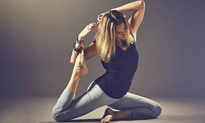 Younique Yoga NWI - Valparaiso, Crown Point, & Schererville: Yoga at Younique Yoga NWI - Valparaiso, Crown Point, & Schererville (Up to 62% Off). Three Options Available.