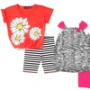 Girls' 2-Piece Top and Bottom Sets