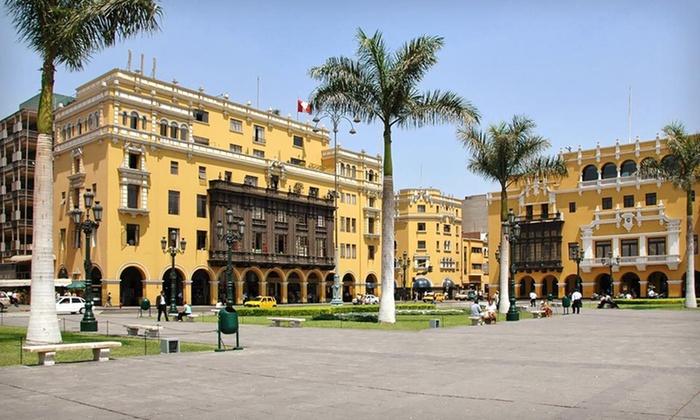 Avis Rent A Car In Lima Peru