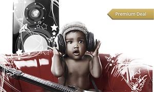 berlinerkinder photographie: Fotoshooting inkl. 3 bearbeiteter Bilder in digitaler Vollauflösung bei berlinerkinder photographie (bis zu 79% sparen*)