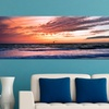 "36""x11.5"" Getaway-Inspired Panoramic Prints"