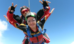 Skydiving Great Lakes: $134 for One Tandem Skydiving Jump from Skydiving Great Lakes ($299 Value)