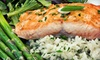 Martini's Bar and Grill - Plymouth: Upscale Italian-American Food at Martinis Plymouth (Half Off). Two Options Available.