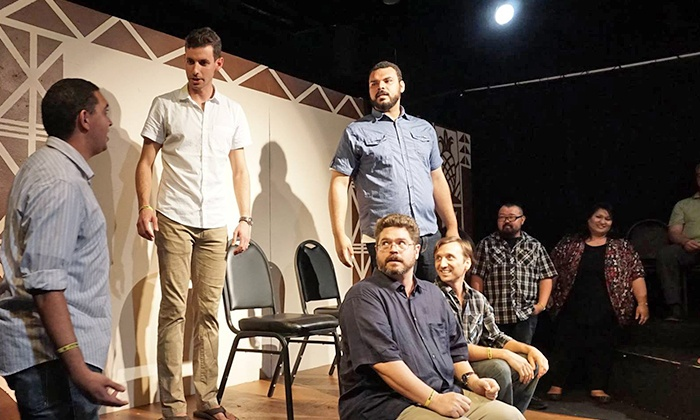 Think Fast Improv - Ala Moana - Kakaako: Two-Hour Acting Class at Think Fast Improv (50% Off)
