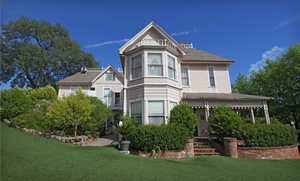1-night Stay For Two In A Standard Room Or Anniversary Or Honeymoon Suite At Powers Mansion Inn In Auburn, Ca