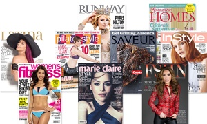 Magzter: One-Year Digital Magazine Subscription from Magzter (Up to 50% Off). 10 Options Available.