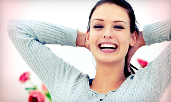 The Hamptons Family & Cosmetic Dentistry - Northeast Carrollton: Exam, X-rays, and 4, 6, 8, or 10 Veneers at The Hamptons Family & Cosmetic Dentistry in Carrolton (52% Off)