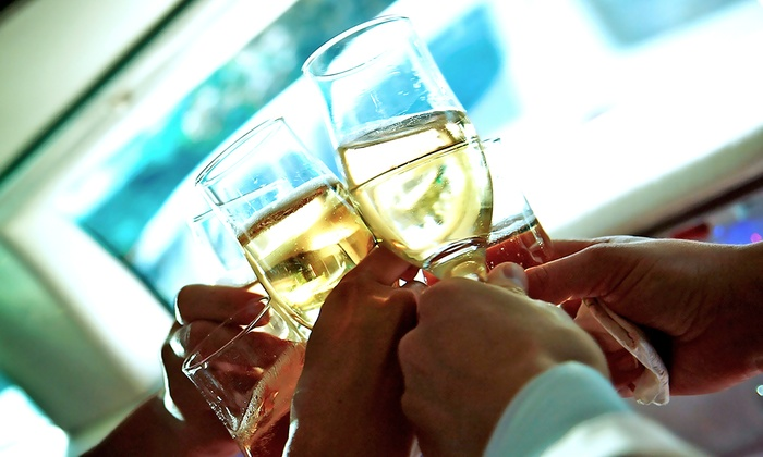 On Time Limo - Los Angeles: $99 for a Winery Tour for One from On Time Limo ($182 Value)