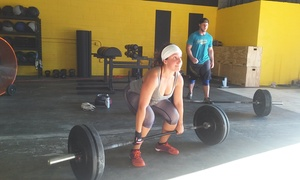 Caffeinated CrossFit: Up to 81% Off Crossfit  at Caffeinated CrossFit