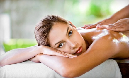 One or Three 60-Minute Signature Massages at Ama Massage Therapy (Up to 46% Off)