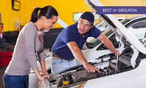 Campbells Tyres and Exhausts: Car Air Conditioning Service With Re-Gas for £19 at Campbell's Tyres and Exhausts