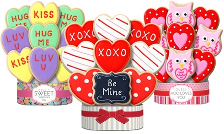 Cookie Gifts, Favors, and Bouquets at Corso's Cookies (Up to 55% Off). Three Options Available.