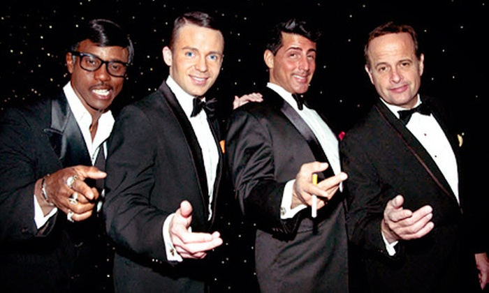 """The Rat Pack is Back"" - Sands Bethlehem Event Center: $29 to See ""The Rat Pack is Back"" at Sands Bethlehem Event Center on Saturday, January 26, at 8 p.m. (Up to $58 Value)"