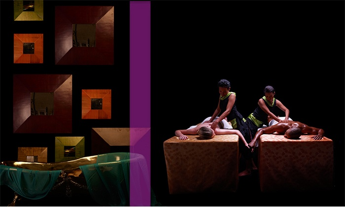 Thai Room Wellness - Varias localizaciones: Masaje tailandés en pareja a elegir desde 69 € en dos centros Thai Room Wellness