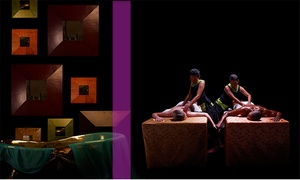 Thai Room Wellness: Masaje tailandés en pareja a elegir desde 69 € en dos centros Thai Room Wellness