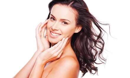 Green Peel & Microdermabrasion at Ideal Laser Center (Up to 62% Off). Three Options Available.