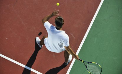 <strong>Tennis</strong> 101 Clinic at Cliff Drysdale <strong>Tennis</strong> at In-Shape Sport (Up to 57% Off)