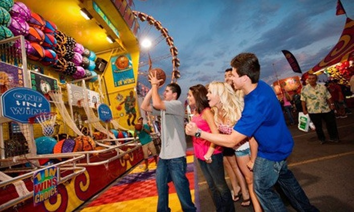 LA County Fair - Pomona: Admission for Two to the 2012 L.A. County Fair with Parking (Up to 52% Off). Two Options Available.