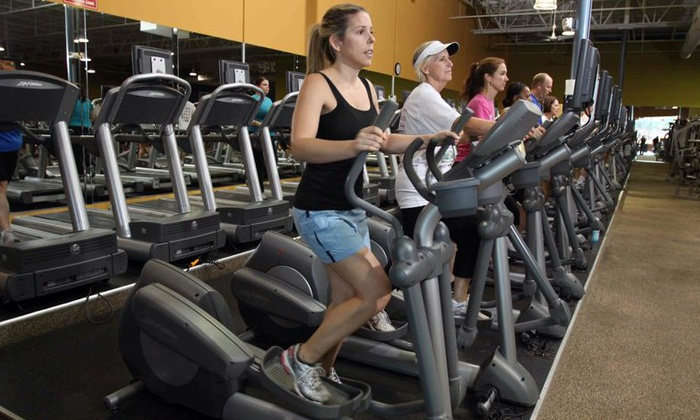 Just Fitness 4U - Multiple Locations: Comprehensive Fitness or Weight-Loss Package at Just Fitness 4U (Up to 84% Off)
