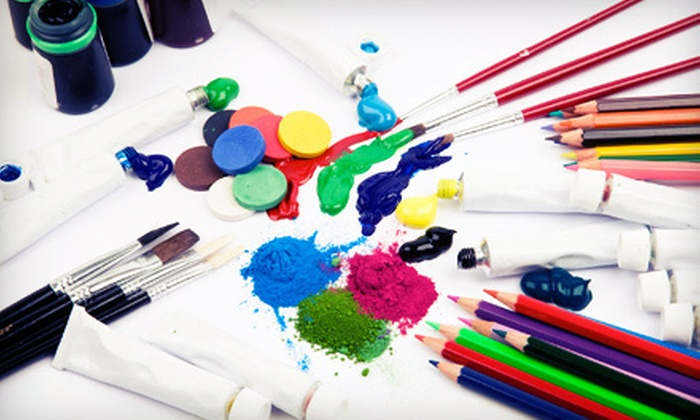 Nevada Fine Arts - Reno: $25 for $50 Worth of Art Supplies and Framing Services from Nevada Fine Arts