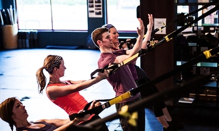 $69 for a Boot-Camp and Personal-Training Package at Fulcrum Fitness ($274 Value)