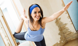 Energia Wellness Studio: One or Two Months of Yoga and Pilates Classes at Energia Wellness Studio (Up to 55% Off)