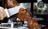 Churrascaria La Ventura Carnes e Massas - Curitiba: Rodízio de carnes, pratos quentes, saladas, massas e sobremesa para 1, 2 ou 4 pessoas na La Ventura – São Pedro