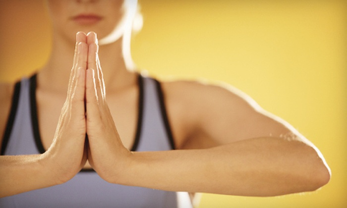 Bikram Yoga Fairfax - Fairfax: 5 or 10 Classes at Bikram Yoga Fairfax (70% Off)