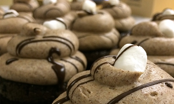 Gimmee Some Sugar - Riviera/Westchester: Cakes or Cupcakes at Gimmee Some Sugar (40% Off)