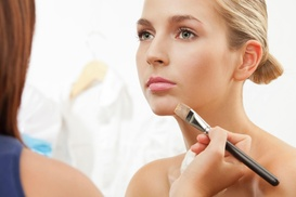 Karlatina's Beauty & Fit: Bridal Makeup Trial Session or Special Occasion Makeup Application from Karlatina's Beauty & FiT  (55% Off)
