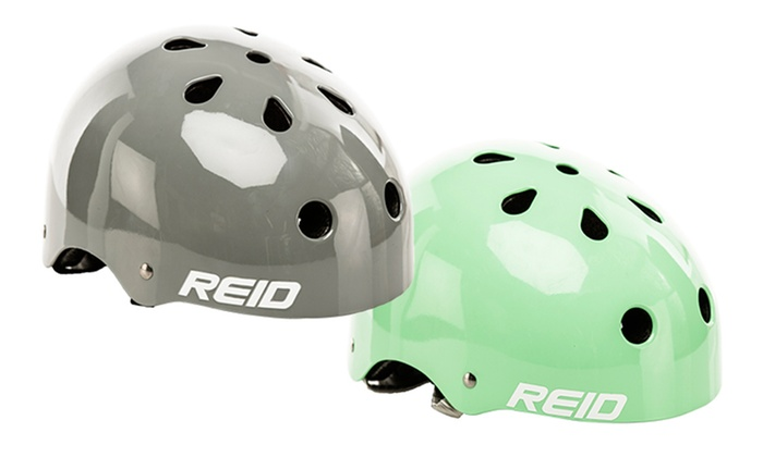 Reid Cycles Bike Helmet Groupon