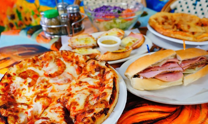Matthew's Pizza - Canton: One or Two Groupons, Each Good for $40 Worth of Pizzeria Food at Matthew's Pizza (Up to 51% Off)