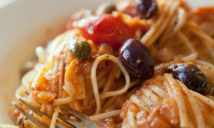 Ciro & Sal's - Provincetown: Italian Dinner for Two or Four at Ciro & Sal's (Up to 49% Off)