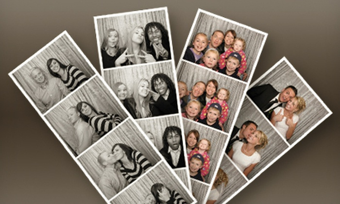On Point Entertainment - Sacramento: Three-Hour Photo-Booth-Rental Package with Optional Props from On Point Entertainment (Up to 56% Off)