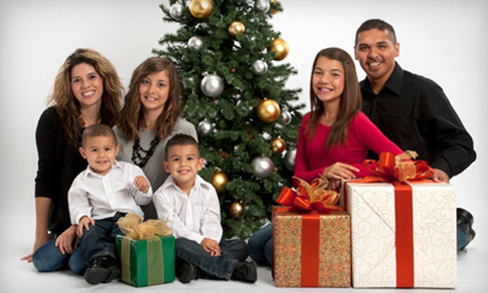 Picture People - Multiple Locations: $16 for a Photo Shoot with Eight Photo Sheets at Picture People ($144 Value)