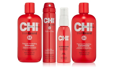 CHI 44 Iron Guard Thermal Protect System for Hair (4-Piece) 1c9926d0-de90-11e7-84df-00259069d868