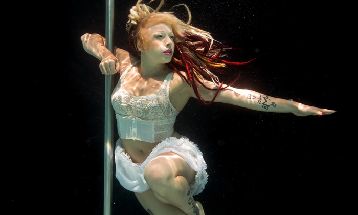 Awakenings Pole Dance Fitness - Multiple Locations: Two or Four Pole Classes at Awakenings Pole Dance Fitness (Up to 62% Off)