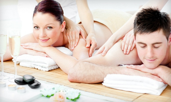 Bianca Cruz at Sensia Salon & Spa - Mooney: 60- or 90-Minute Solo Massage, or One Couple's Massage from Bianca Cruz at Sensia Salon & Spa in Visalia (Up to 59% Off)