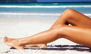Spray-a-licious: One or Two Organic Spray Tanning Sessions (Up to 61% Off)
