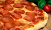 Guys Pizza Co. - North Canton: $10 for $20 Worth of Pizza, Sandwiches, and Calzones at Guys Pizza Co.