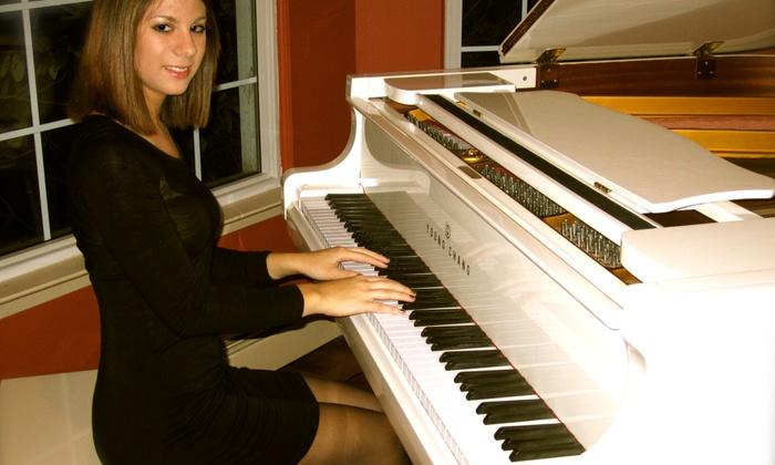 Amanda's Piano Studio - Long Island: A Private Music Lesson from Amanda's Piano Studio (40% Off)