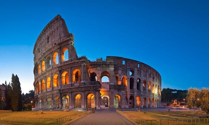 Rome 2 3 nuits hotel avec petit d jeuner et vols de marseille groupon getaways - Femme de chambre code rome ...