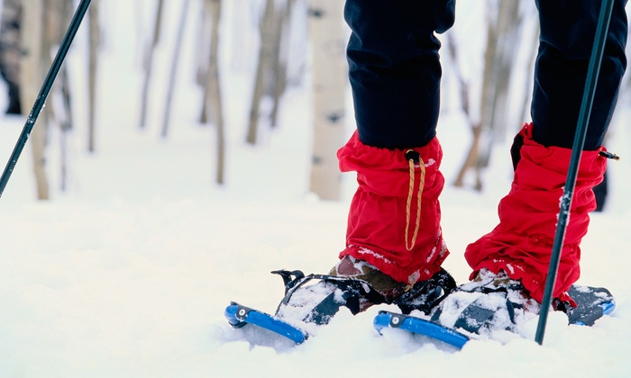 Xtreme Adventures - Blue Mountains: Hummer Snowshoe Adventure or Snowshoe Adventure at Xtreme Adventures (Up to 51% Off)