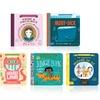 8-Book BabyLit Literary Classics Board Book Bundle